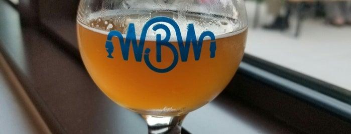Wilmington Brew Works is one of Breweries Visited.