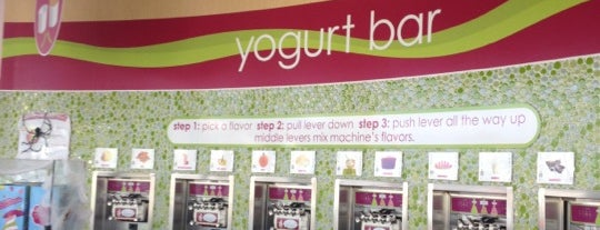 Menchie's is one of LA To-Do.