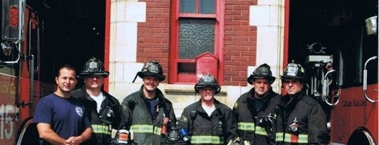 Chicago Fire Department is one of favorites 1.