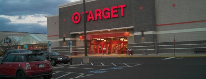 Target is one of Places I have gone.