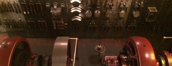 Pratt Engine Room is one of Atlas Obscura NYC.