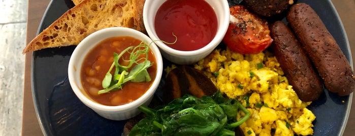 Sova Food Vegan Butcher is one of Lugares guardados de Priscilla.
