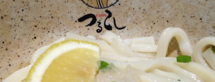 Tsuru-Koshi Udon is one of Micheenli Guide: Udon trail in Singapore.