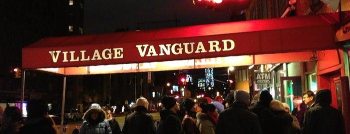 Village Vanguard is one of #myhints4NewYorkCity.