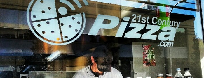 21st Century Pizza is one of Hough PDX.