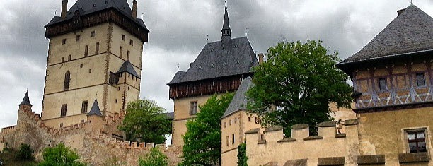 Státní hrad Karlštejn is one of Before I Die.