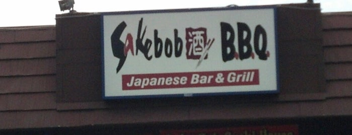 Barbeque Sakebob is one of Places I Love.