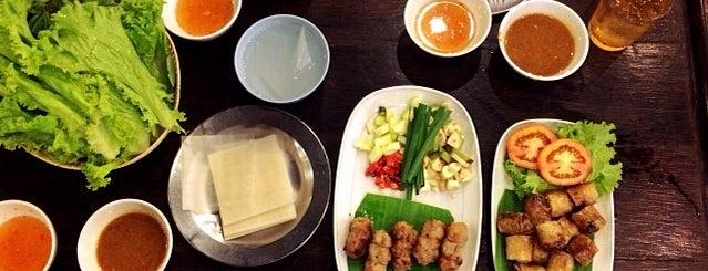 ห้องอาหารอินโดจีน is one of Ichiro's reviewed restaurants.