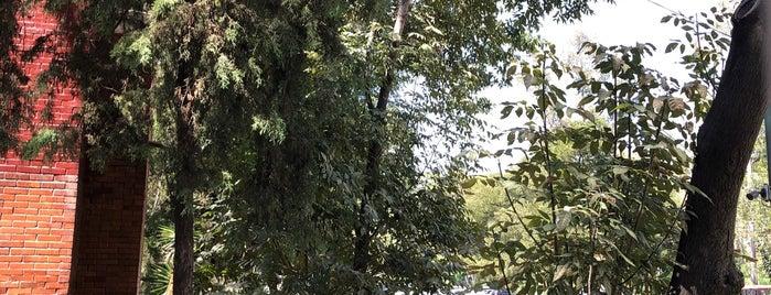 Unidad Lomas De Becerra is one of Alejandro : понравившиеся места.