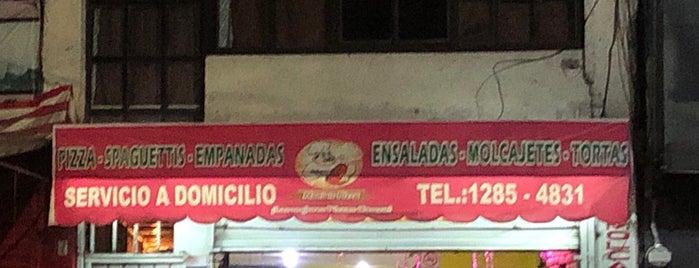 Mariano's Pizza is one of Tlalpan Coapa acoxpa.