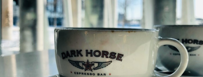 Dark Horse Espresso Bar is one of Chris's Liked Places.