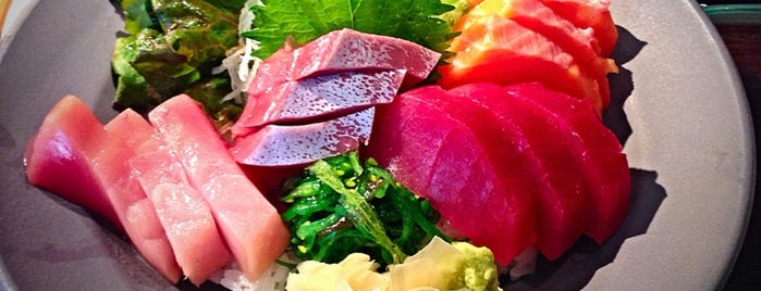 Akiko's Restaurant & Sushi Bar is one of SF Chronicle Top 100 Restaurants 2014.