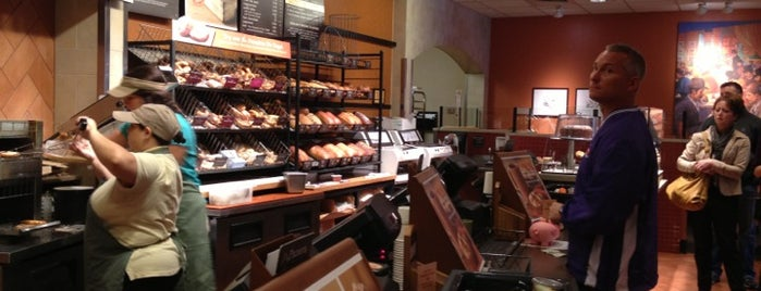 Panera Bread is one of Downtown Lunch Grind.