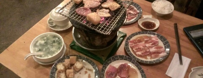 Yakiniku (烧烤馆) is one of Yummies 2.