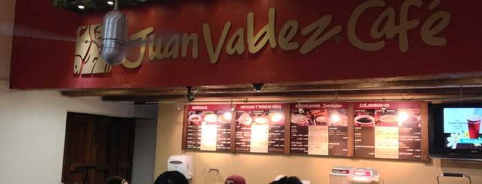 Juan Valdez Café is one of CARTAGENA DE INDIAS.