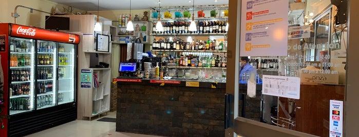 El Gusto Peruano is one of Santiago restaurants.