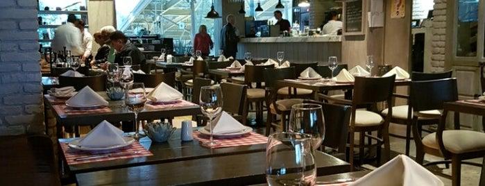 Casa d'Italia is one of Restaurantes.