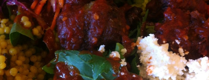 Roti Mediterranean Grill is one of Locais curtidos por Josh.