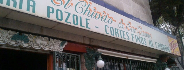 El Chivito de San Cosme is one of Mexa.