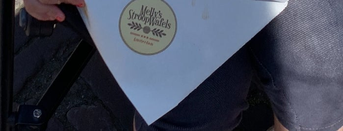 Melly's Stroopwafels is one of Best of Amsterdam.