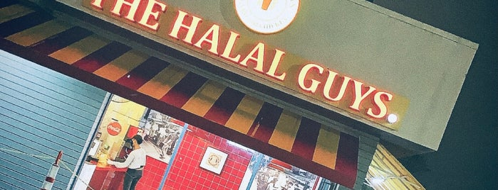 The Halal Guys is one of #seeyouintexas.