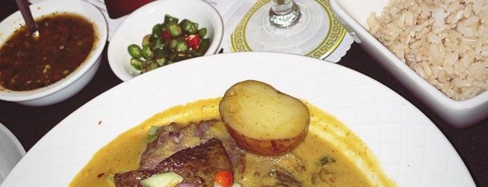 Songkran Thai Kitchen is one of HTOWN🌃⛽️🔥🔥.