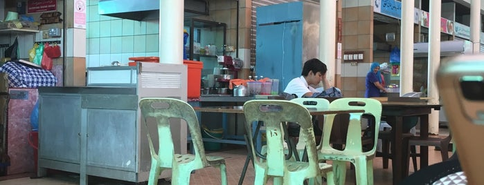 Yung Peng Food Stall is one of Best dine out list.