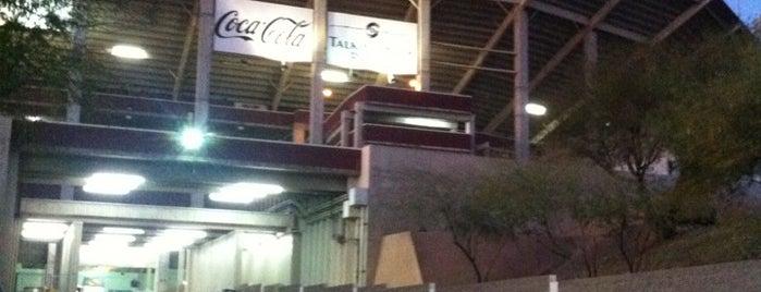 Sun Devil Stadium is one of Alicia's Top 200 Places Conquered & <3.