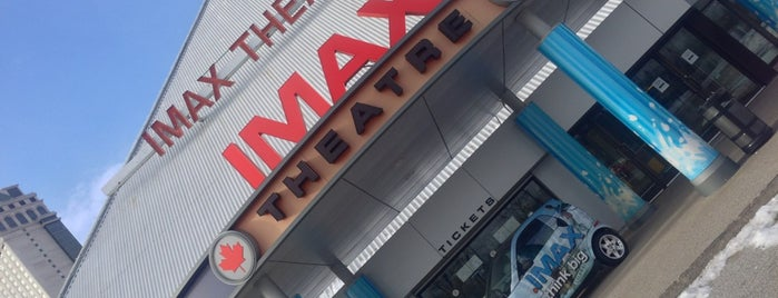 Imax Niagara is one of Let's vacation.