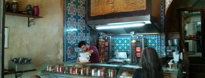 Maroush is one of Berlin spots to visit.
