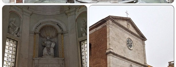 Chiesa di San Pietro in Montorio is one of ROME - ITALY.