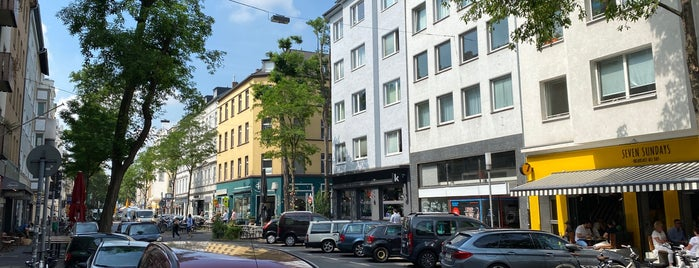 Seven Sundays is one of Breakfast Düsseldorf.