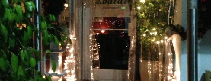 E. Baldi is one of LA: EAT, SHOP, DAZE.
