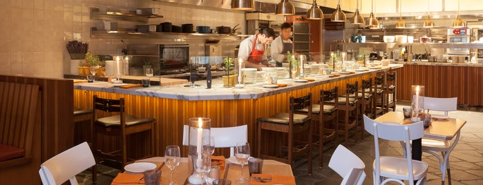 Narcissa is one of Restaurants to Try - NY.