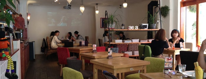 Cafe363 is one of Posti che sono piaciuti a Hagiel.
