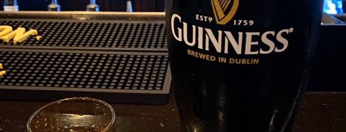 Jack & Ginger's Irish Pub is one of Tempat yang Disukai Rebecca.