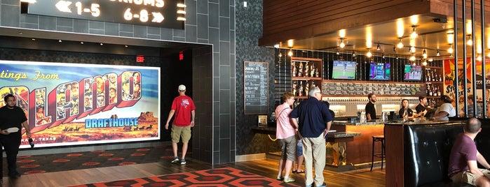 Alamo Drafthouse Cinema is one of Houston, TX.