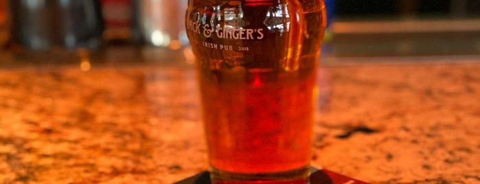 Jack & Ginger's is one of Locais curtidos por Dy.