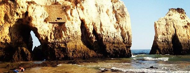 Praia dos Três Irmãos is one of Algarve.
