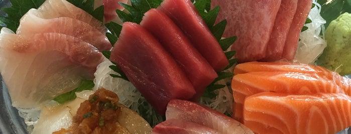 Kouen Sushi Bar is one of Interested.