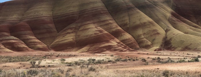 Painted Hills is one of May Road Trip.