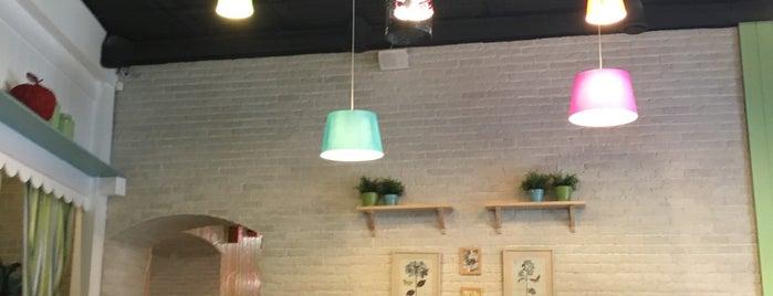 Кафе Компот is one of สถานที่ที่ Дмитрий ถูกใจ.