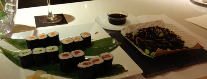 19 Sushi Bar is one of ¡Mmmmmadrid!.