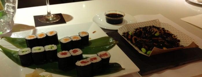 19 Sushi Bar is one of ¡Mmmmmadrid!.