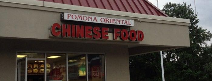 Pomona Oriental is one of Restaurants 2020.