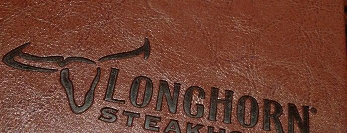 LongHorn Steakhouse is one of Kaila'nın Beğendiği Mekanlar.