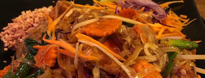 Mee Gin Thai Soul Kitchen is one of Locais curtidos por Freeman.