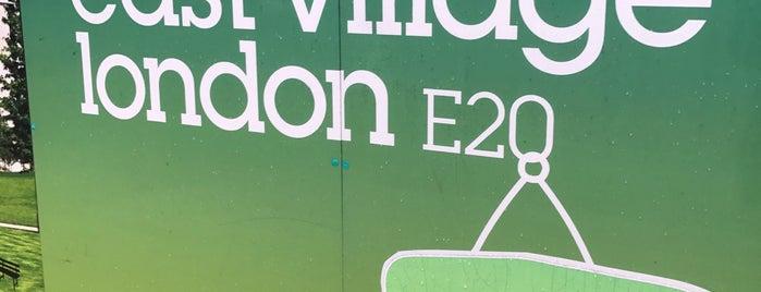 East Village is one of Lieux qui ont plu à Maggie.