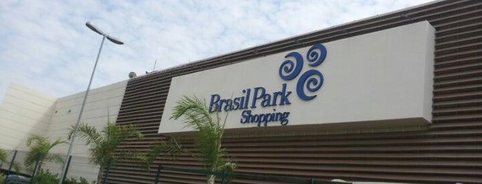 Brasil Park Shopping is one of Melhor atendimento.