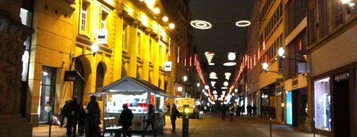 Rue Serpenoise is one of j'ai été.